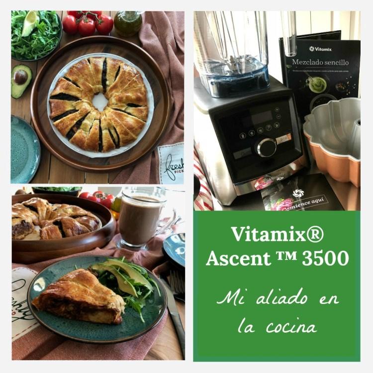 Vitamix Ascent 3500 mi aliado en la cocina