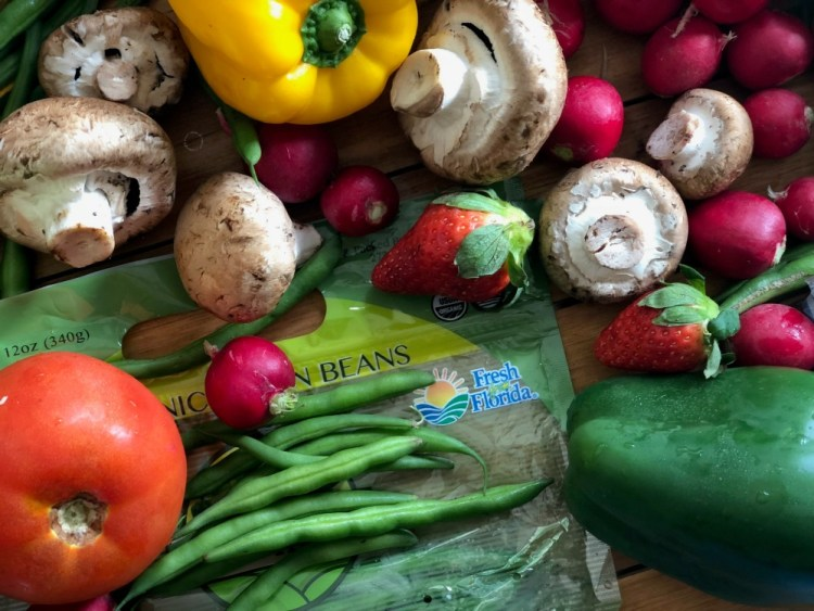 Engage with Fresh From Florida Produce