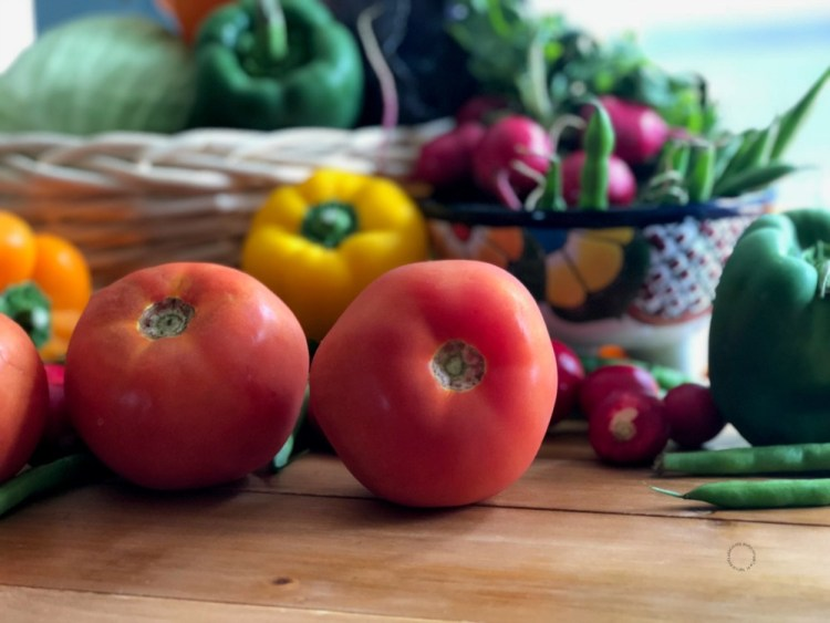We love Florida grown tomatoes