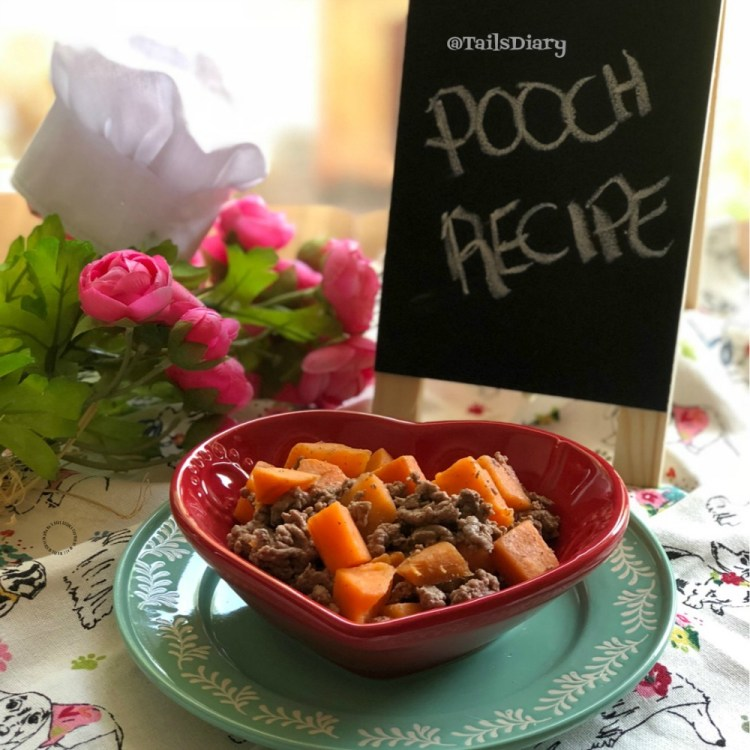Dog Approved Beef Picadillo Recipe