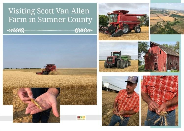 Scott Van Allen Farm in Sumner County