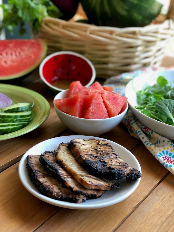 La carne de cerdo no requiere de muchos condimentos para crear exquisitos platillos.