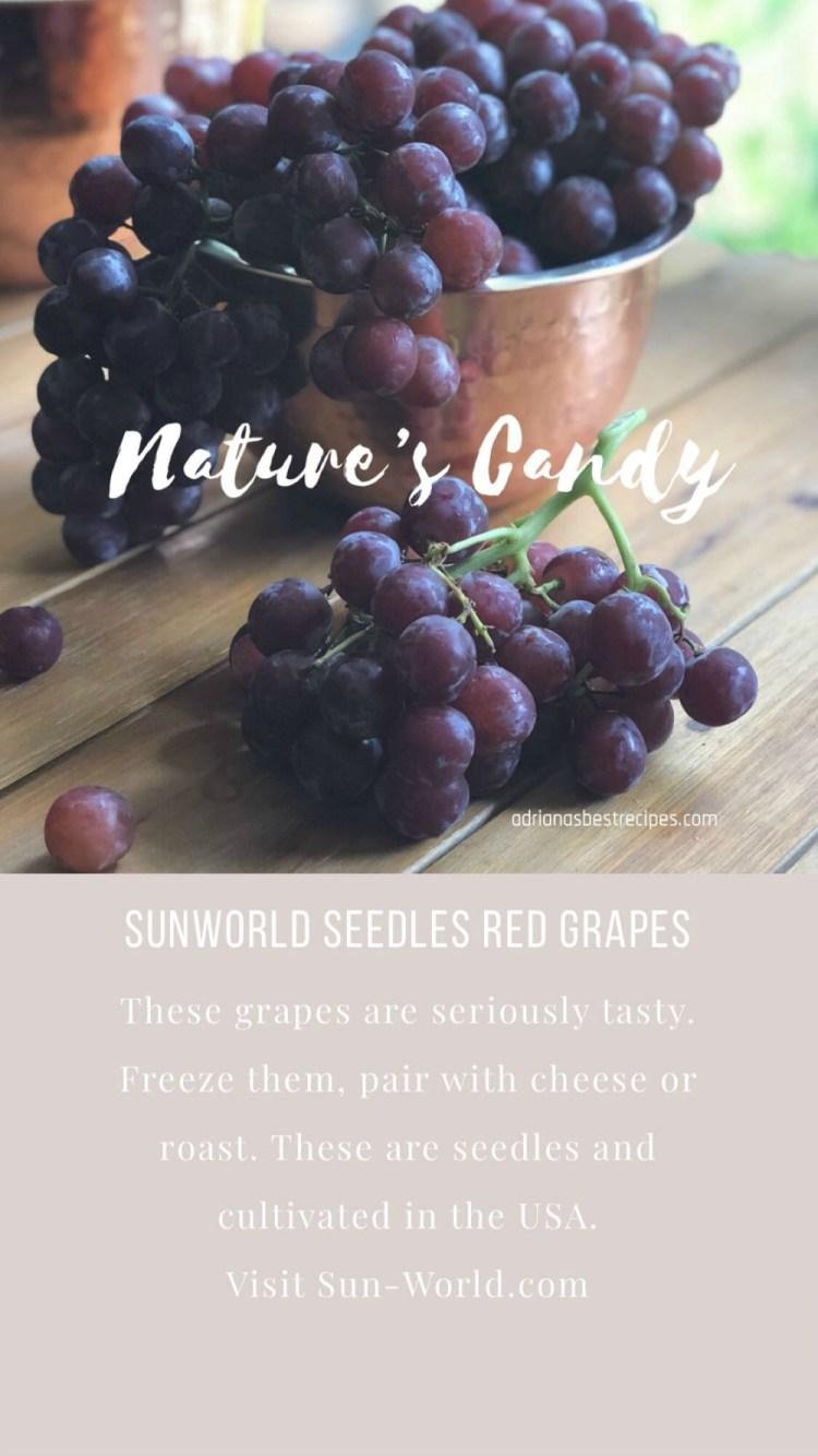 Grapes from SunWorld