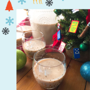 Caribbean Coquito for the Holidays