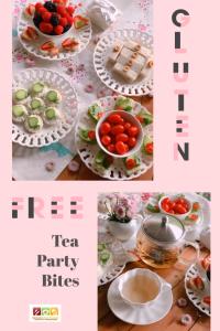 How to make delicious gluten-freetea party bites