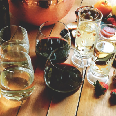 Italian Wine Lovers Menu and Pairings