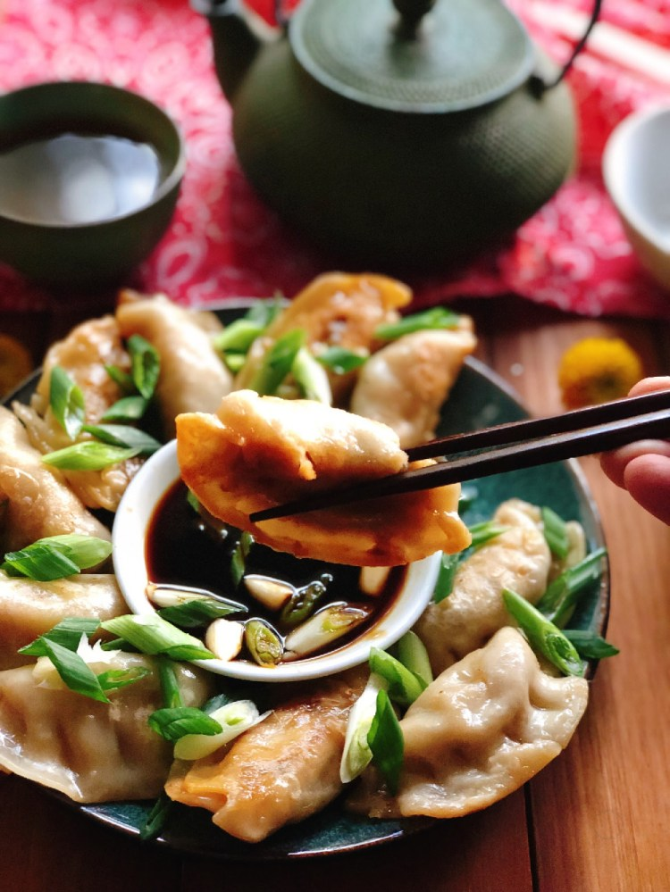 Include Ling Ling potstickers in your Chinese New Year dinner menu