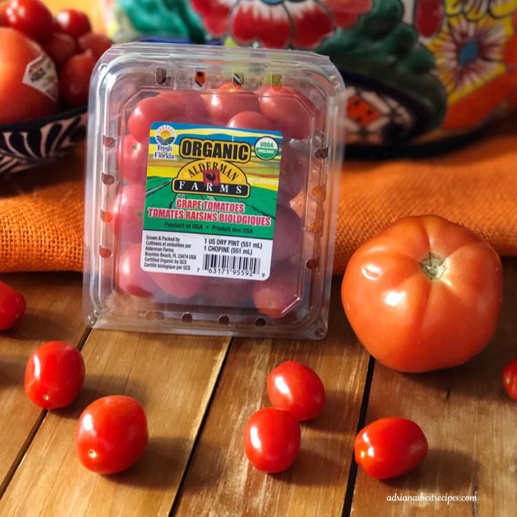 Florida Grape Tomatoes