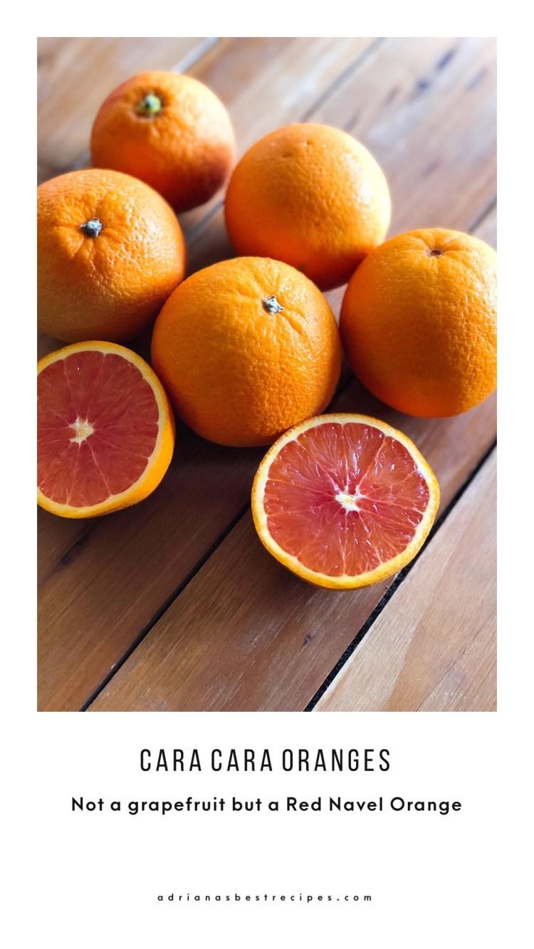 Meet the cara cara oranges