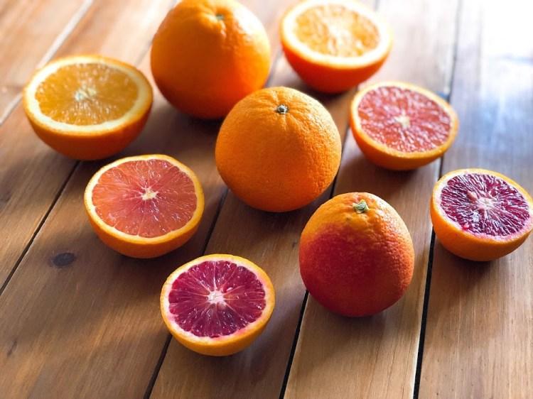 Guia de naranjas