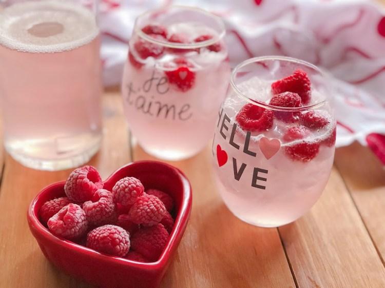 La Limonada Rosada Italiana es muy refrescante