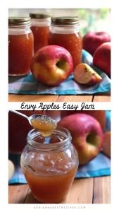 Apple lovers homemade jam