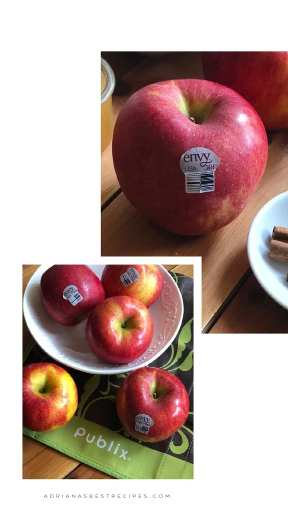 Find these delectable apples and all the canning supplies at Publix