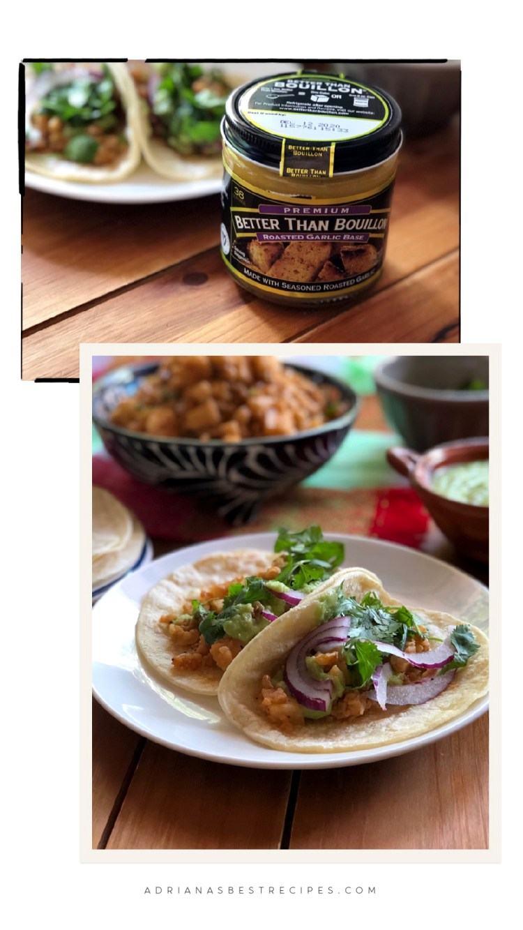 It is easy to cook meatless dishes using the right condiments