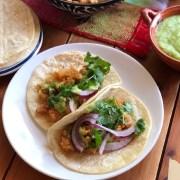 Tacos de Picadillo Veganos