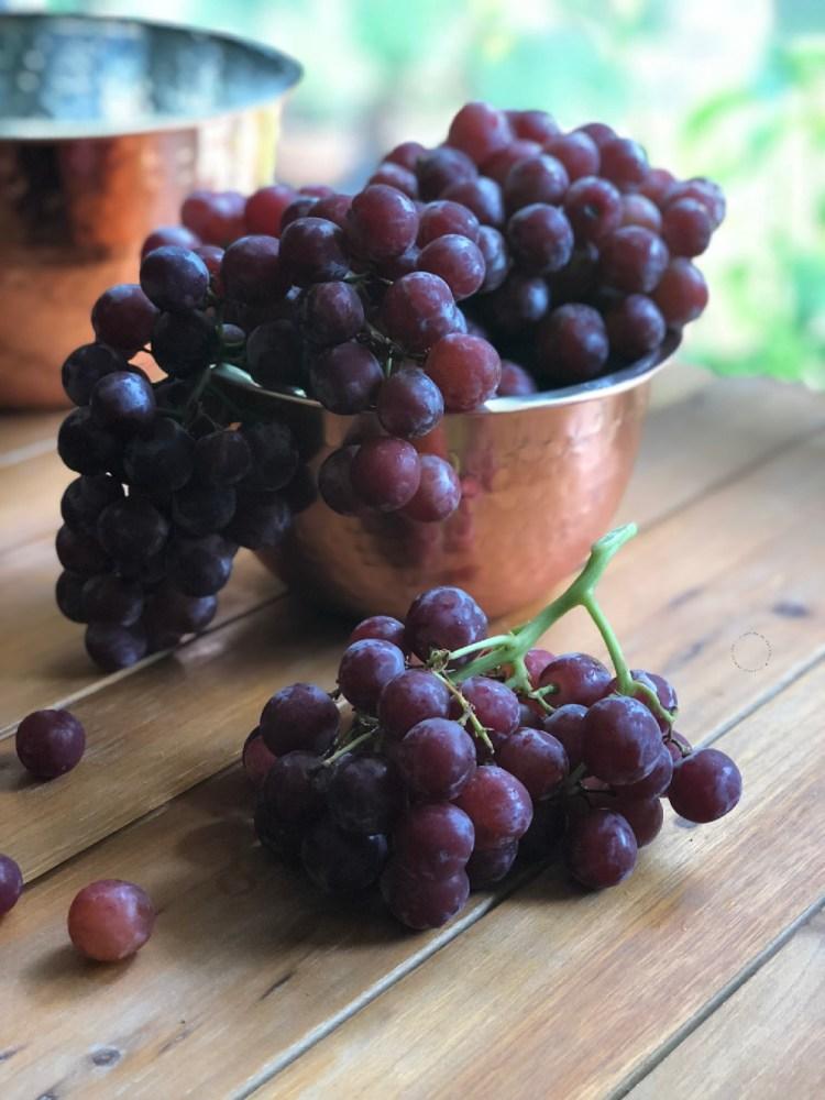 Comer uvas es una de nuestras tradiciones de Año Nuevo y una costumbre española en la víspera del Año Nuevo