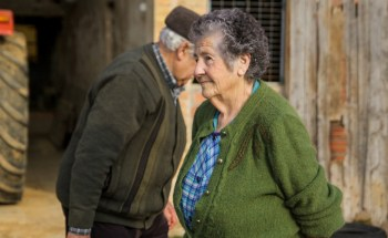Pig Slaugthery in the Catalonia countryside