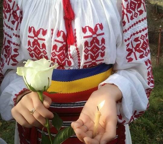 Sunt România şi m-am născut odată cu Lumea
