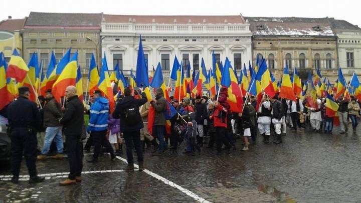 nouăzeci și nouă Targu Secuiesc 1 decembrie 2017