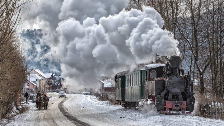 Mai bine, prindeti trenul, nu-l mai lasati sa plece!