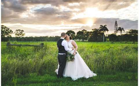 bundaberg wedding riverside retreat