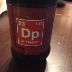Periodic Table - Dr. Pepper