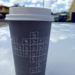 Periodic Table - Coffee Cup