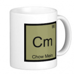 Chow Mein Periodic Table