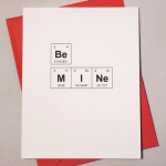 Valentine Periodic Table