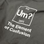 Confusion Periodic Table
