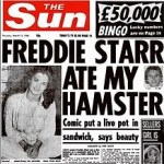 Freddie Starr Ate My Hamster (AKA AP discussions #ChemEd15)
