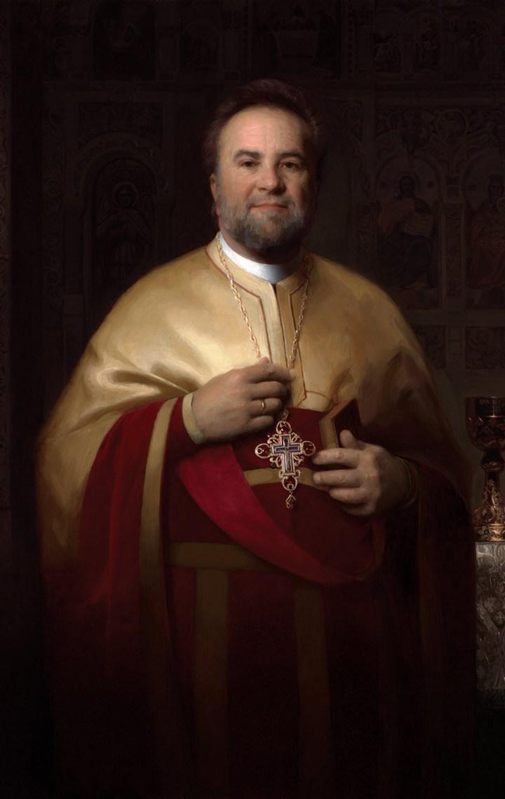 adrian gottlieb - V. Reverend J. Bakas