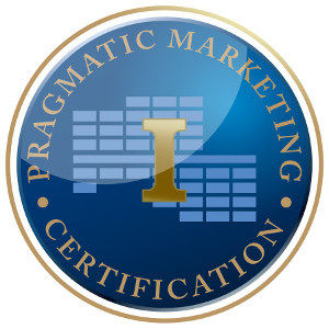 Pragmatic Marketing Certification Level One logo