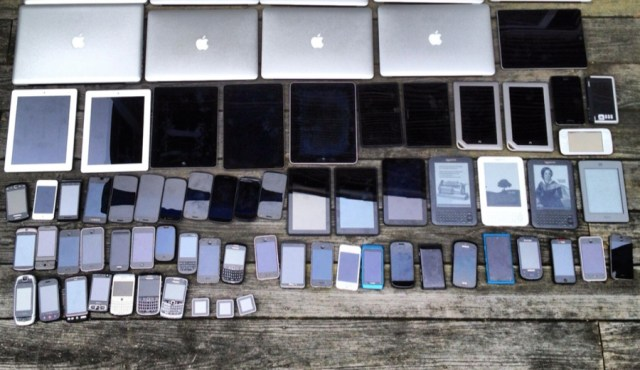 A snapshot of *some* of the devices that may be designed for.