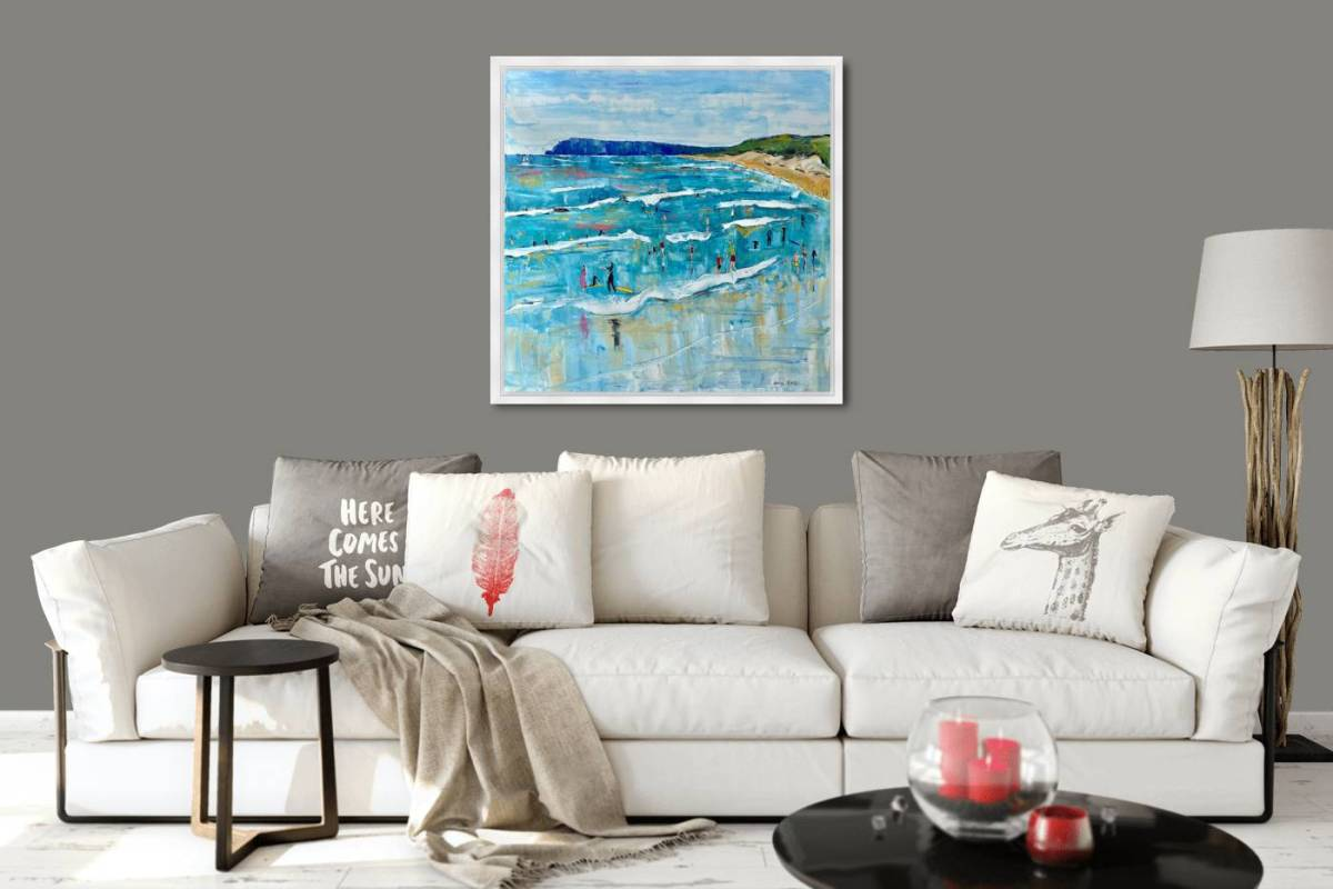 East Strand Dynamics - Framing available upon request