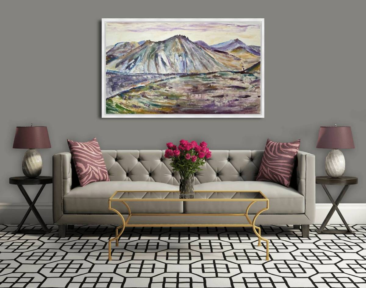 Slieve Bearnagh - Framing available upon request
