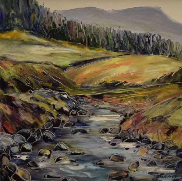 Barnesmore Stream
