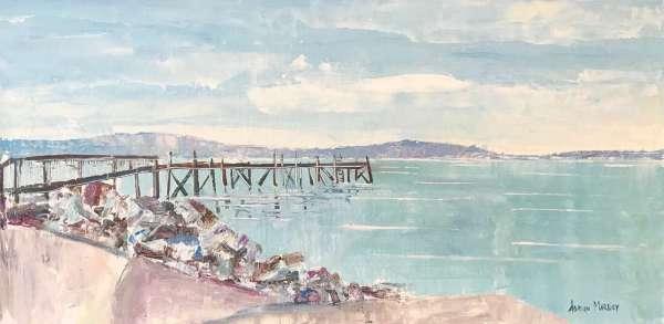 Kinnegar Pier Holywood