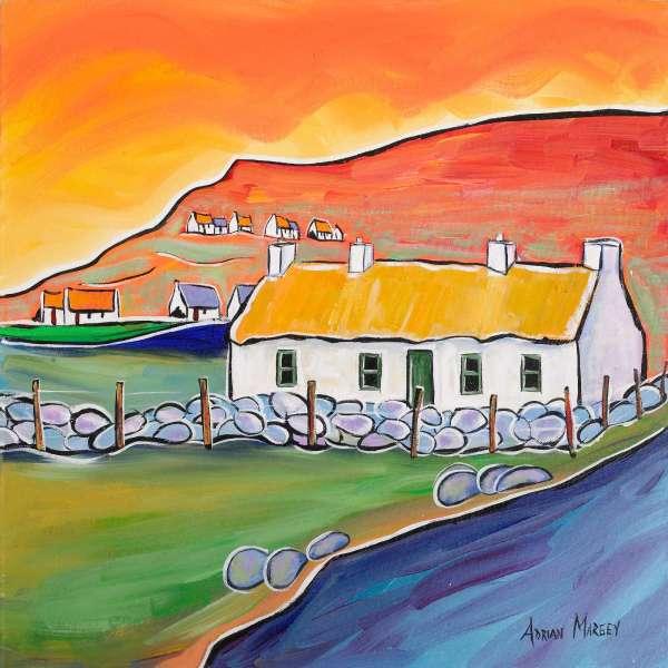 On Achill Island