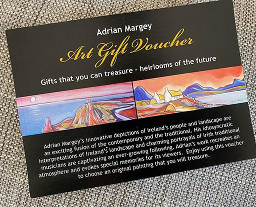 Art Gift Voucher