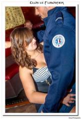 adriano show policier mulhouse