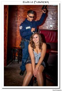 anniversaire show striptease