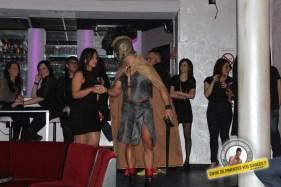 adriano show discotheque gladiateur