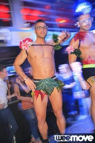 Adriano et valerio stripteaseur Metz