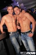 Adriano et valerio stripteaseur metz lorraine