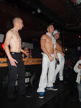 gogo dancer alsace