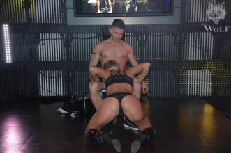 adriano et anissa striptease