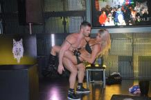anissa striptease et adriano chippendale