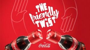 Coca Cola Friendly Twist