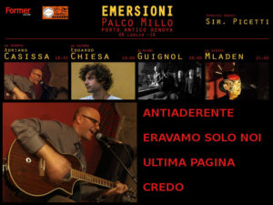 emersioni 2016